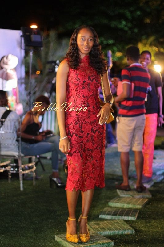GTBank Lagos Fashion & Design Week 2014 Day 4 Red Carpe - Bellanaija - November2014052