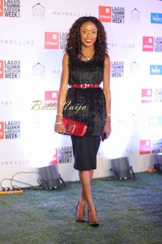GTBank Lagos Fashion & Design Week 2014 Day 4 Red Carpe - Bellanaija - November2014053