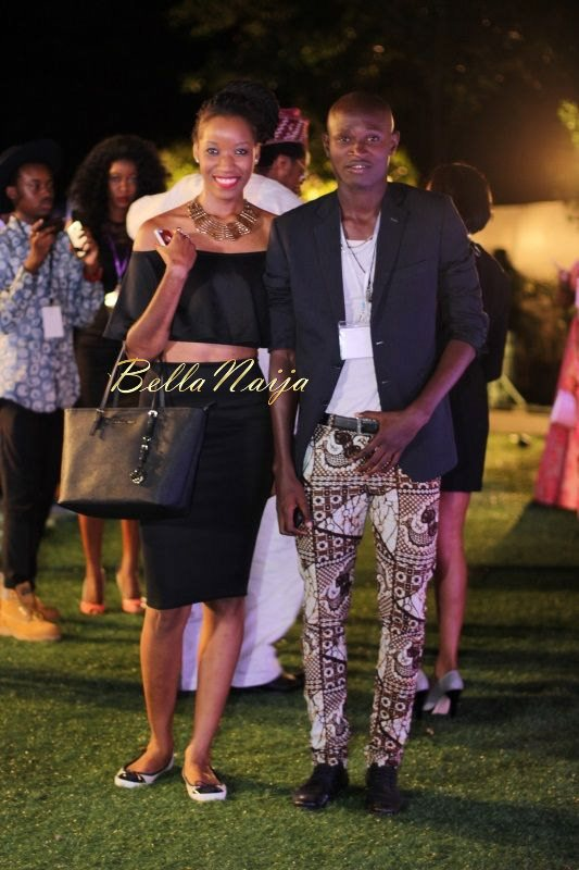 GTBank Lagos Fashion & Design Week 2014 Day 4 Red Carpe - Bellanaija - November2014058
