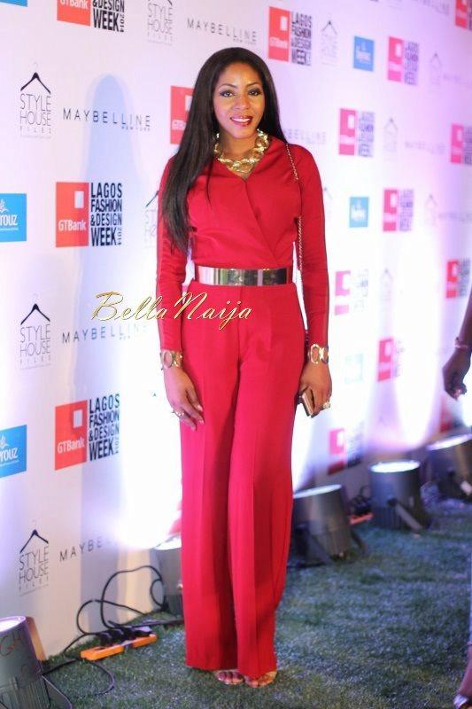 GTBank Lagos Fashion & Design Week 2014 Day 4 Red Carpe - Bellanaija - November2014061