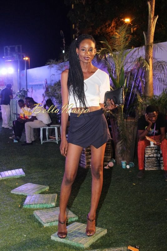 GTBank Lagos Fashion & Design Week 2014 Day 4 Red Carpe - Bellanaija - November2014066