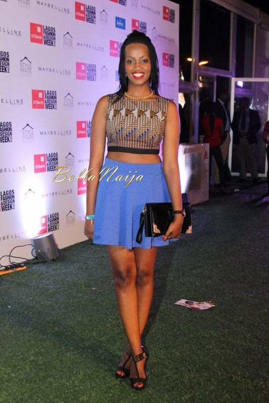 GTBank Lagos Fashion & Design Week 2014 Day 4 Red Carpe - Bellanaija - November2014069