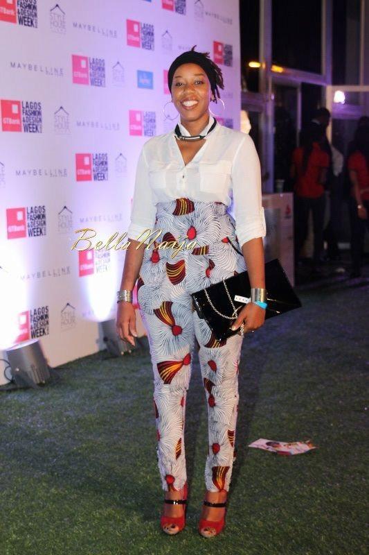 GTBank Lagos Fashion & Design Week 2014 Day 4 Red Carpe - Bellanaija - November2014070