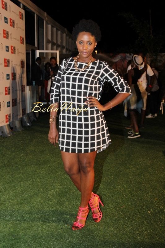 GTBank Lagos Fashion & Design Week 2014 Day 4 Red Carpe - Bellanaija - November2014072