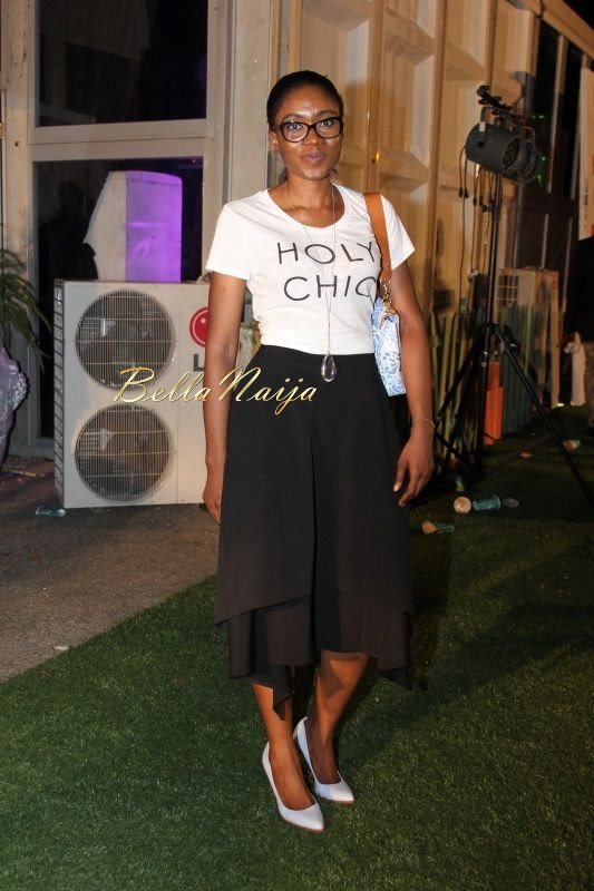 GTBank Lagos Fashion & Design Week 2014 Day 4 Red Carpe - Bellanaija - November2014073