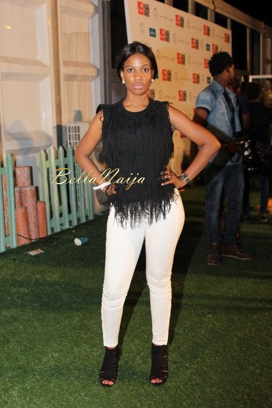 GTBank Lagos Fashion & Design Week 2014 Day 4 Red Carpe - Bellanaija - November2014074