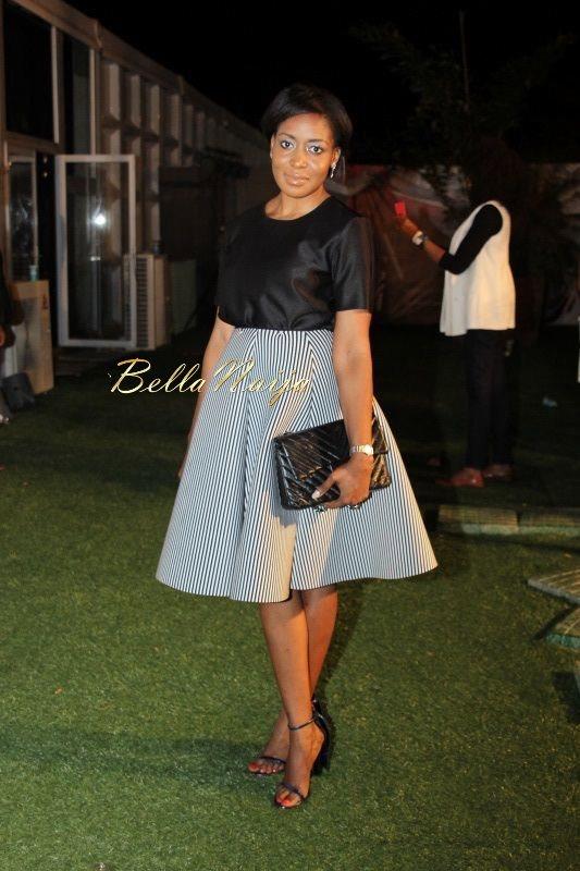 GTBank Lagos Fashion & Design Week 2014 Day 4 Red Carpe - Bellanaija - November2014075