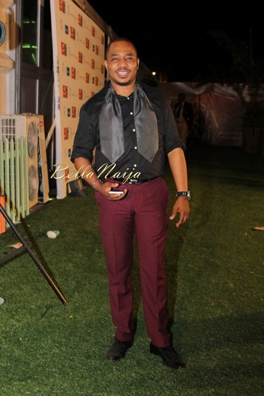 GTBank Lagos Fashion & Design Week 2014 Day 4 Red Carpe - Bellanaija - November2014076