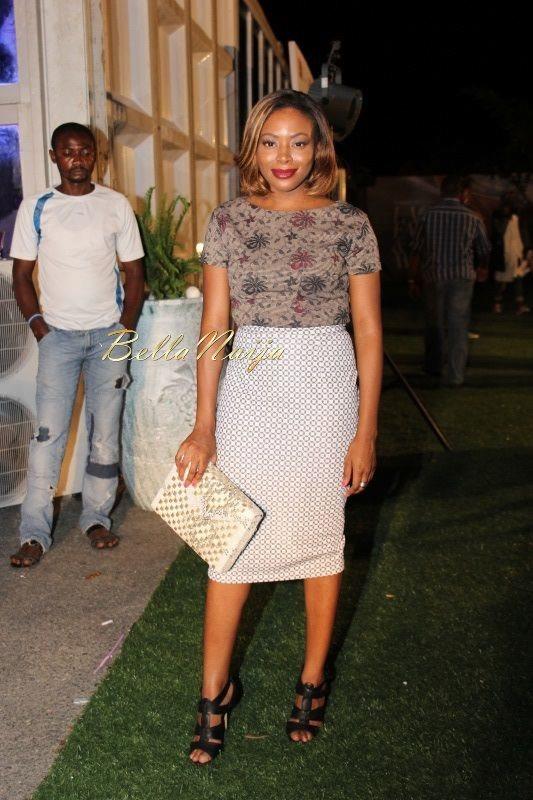 GTBank Lagos Fashion & Design Week 2014 Day 4 Red Carpe - Bellanaija - November2014078