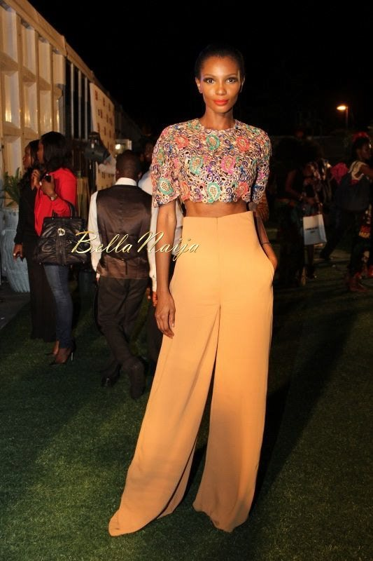 GTBank Lagos Fashion & Design Week 2014 Day 4 Red Carpe - Bellanaija - November2014079