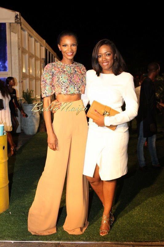 GTBank Lagos Fashion & Design Week 2014 Day 4 Red Carpe - Bellanaija - November2014080