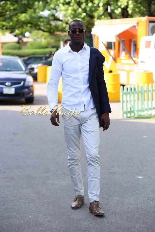 GTBank Lagos Fashion & Design Week 2014 Day 4 Street Style - Bellanaija - November2014002