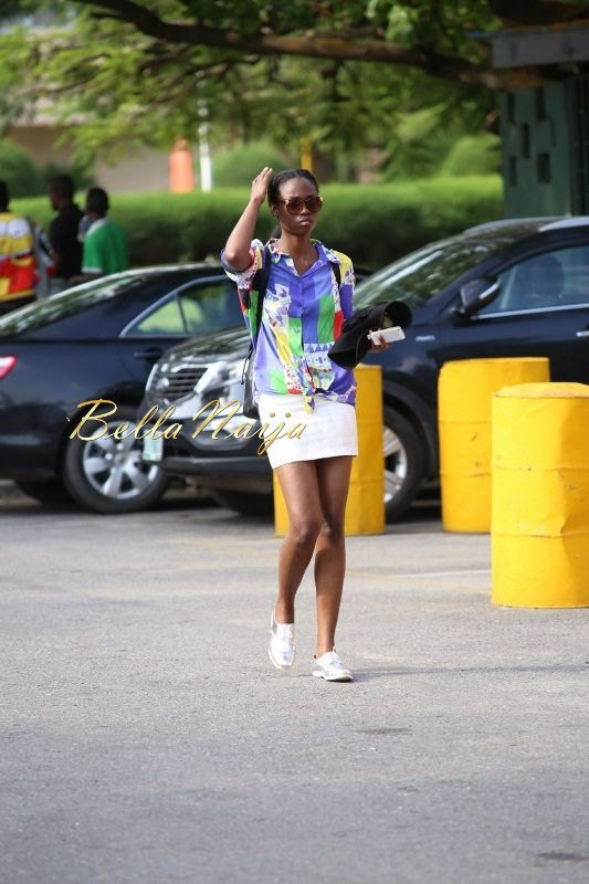 GTBank Lagos Fashion & Design Week 2014 Day 4 Street Style - Bellanaija - November2014005