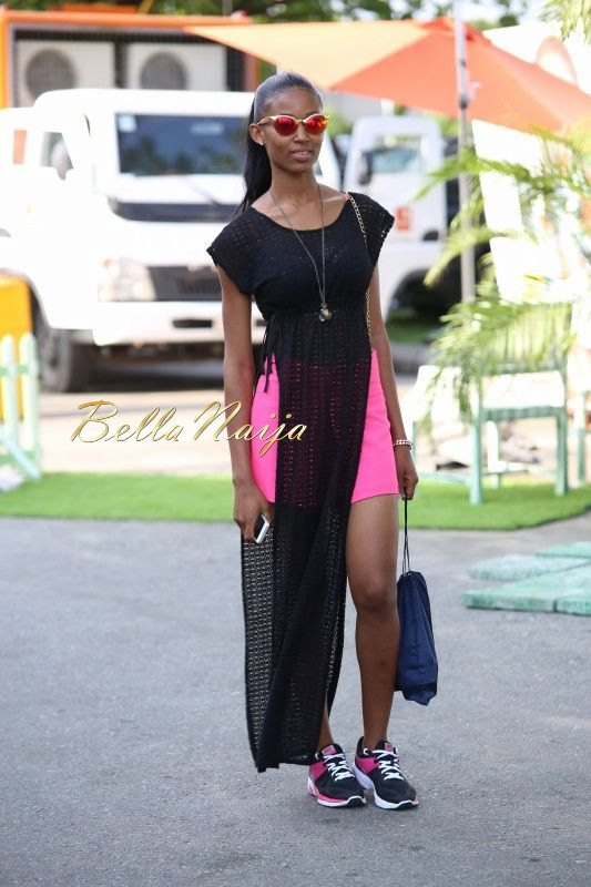 GTBank Lagos Fashion & Design Week 2014 Day 4 Street Style - Bellanaija - November2014008
