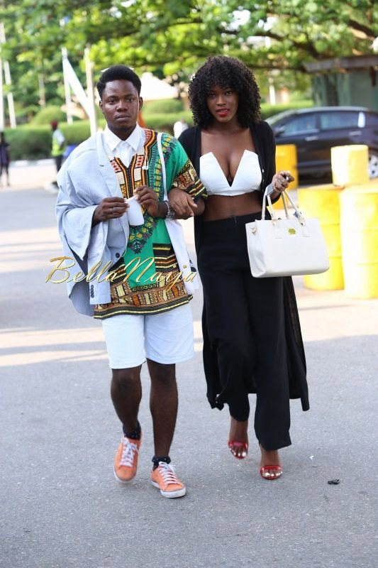 GTBank Lagos Fashion & Design Week 2014 Day 4 Street Style - Bellanaija - November2014009