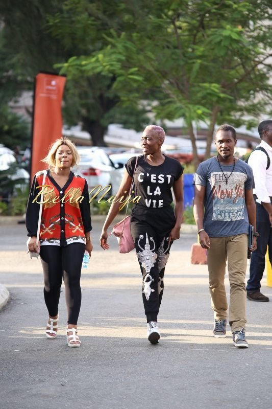 GTBank Lagos Fashion & Design Week 2014 Day 4 Street Style - Bellanaija - November2014014
