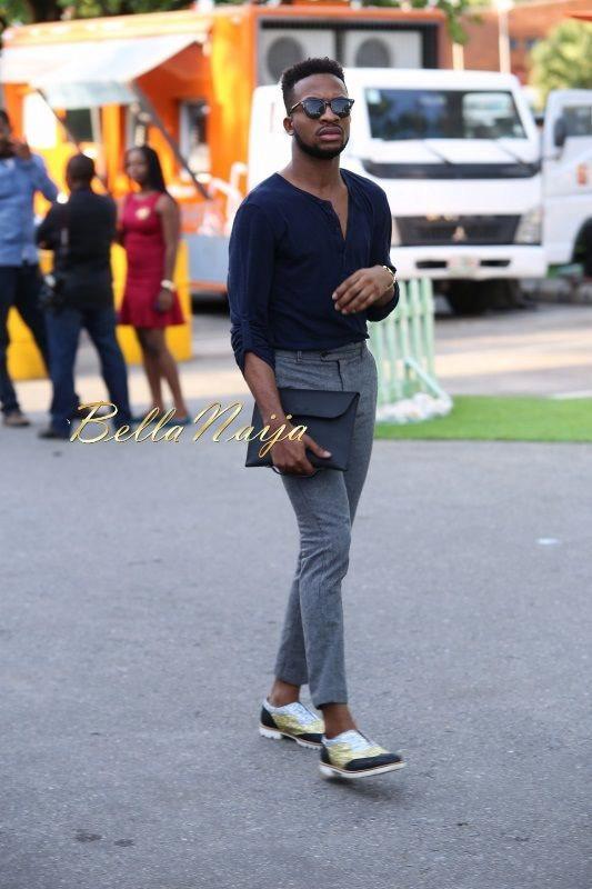 GTBank Lagos Fashion & Design Week 2014 Day 4 Street Style - Bellanaija - November2014015