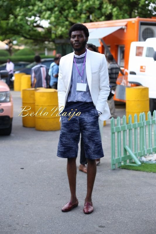GTBank Lagos Fashion & Design Week 2014 Day 4 Street Style - Bellanaija - November2014019