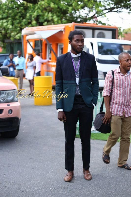 GTBank Lagos Fashion & Design Week 2014 Day 4 Street Style - Bellanaija - November2014020