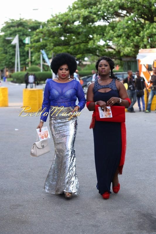 GTBank Lagos Fashion & Design Week 2014 Day 4 Street Style - Bellanaija - November2014022