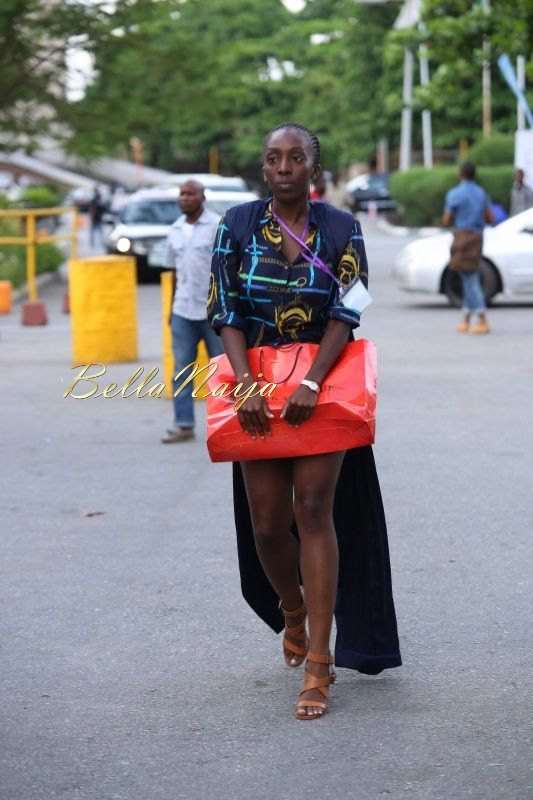 GTBank Lagos Fashion & Design Week 2014 Day 4 Street Style - Bellanaija - November2014023