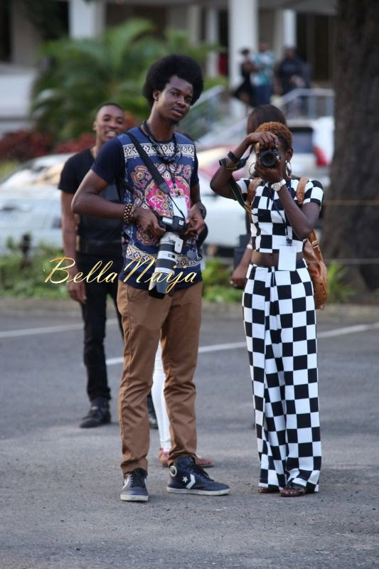 GTBank Lagos Fashion & Design Week 2014 Day 4 Street Style - Bellanaija - November2014027