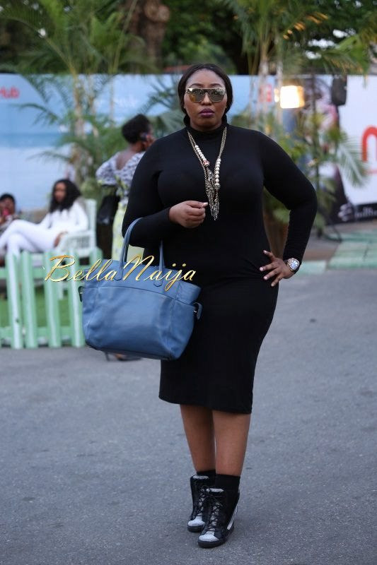 GTBank Lagos Fashion & Design Week 2014 Day 4 Street Style - Bellanaija - November2014034