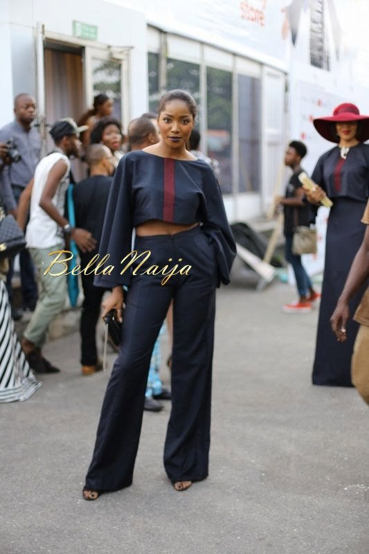 GTBank Lagos Fashion & Design Week 2014 Day 4 Street Style - Bellanaija - November2014044