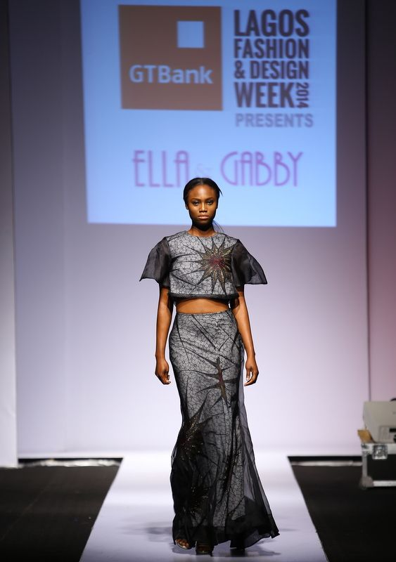 GTBank Lagos Fashion & Design Week 2014 Ella & Gabby - Bellanaija - October2014001