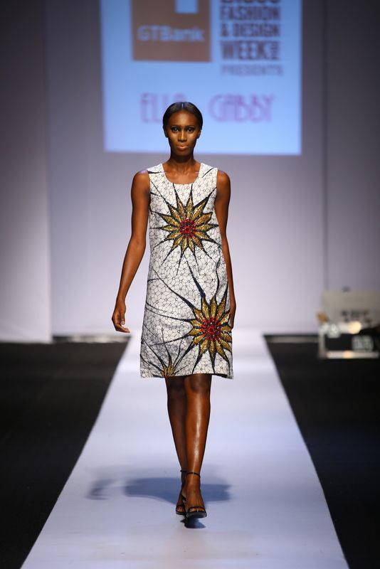 GTBank Lagos Fashion & Design Week 2014 Ella & Gabby - Bellanaija - October2014002
