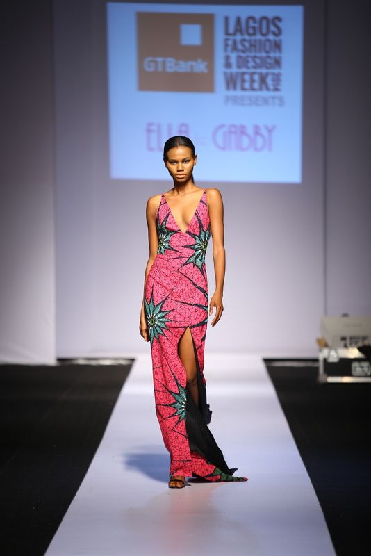 GTBank Lagos Fashion & Design Week 2014 Ella & Gabby - Bellanaija - October2014003