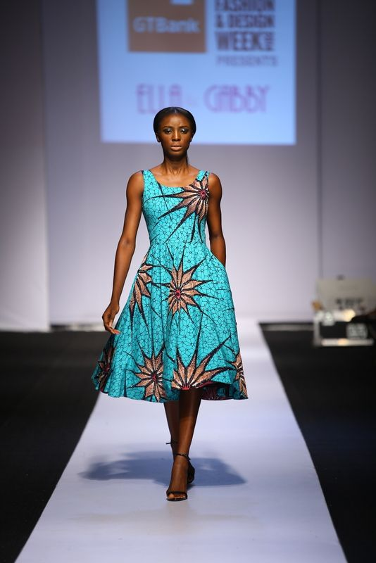 GTBank Lagos Fashion & Design Week 2014 Ella & Gabby - Bellanaija - October2014007