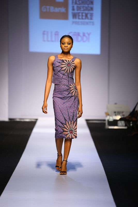 GTBank Lagos Fashion & Design Week 2014 Ella & Gabby - Bellanaija - October2014008