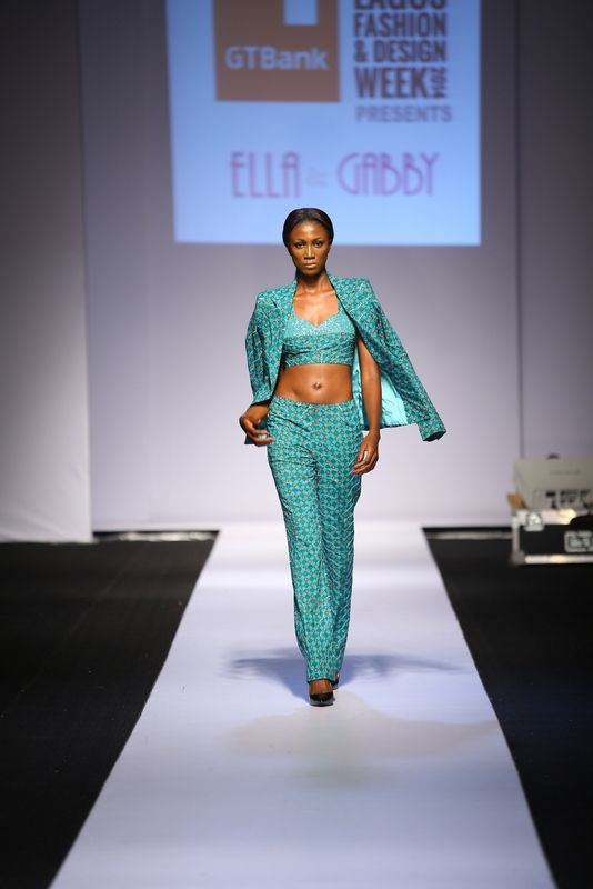 GTBank Lagos Fashion & Design Week 2014 Ella & Gabby - Bellanaija - October2014010