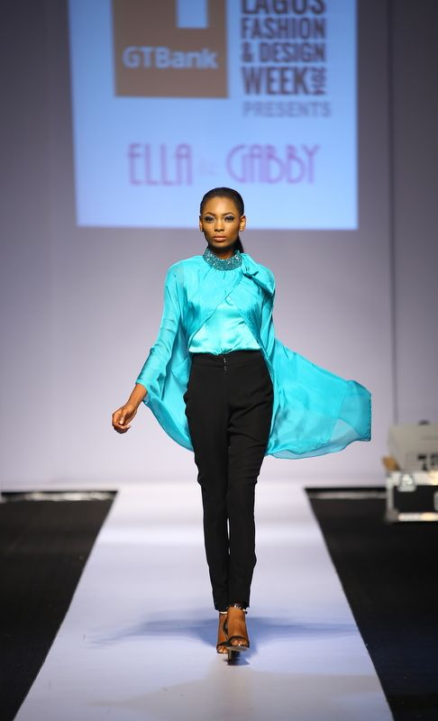 GTBank Lagos Fashion & Design Week 2014 Ella & Gabby - Bellanaija - October2014011