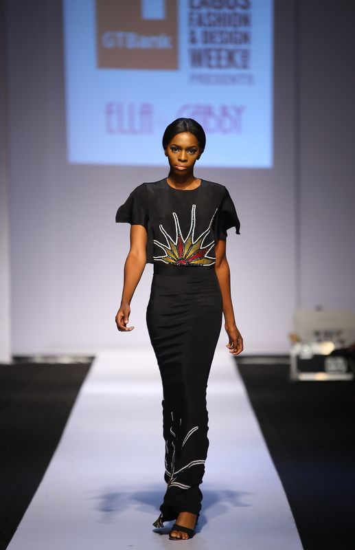 GTBank Lagos Fashion & Design Week 2014 Ella & Gabby - Bellanaija - October2014013