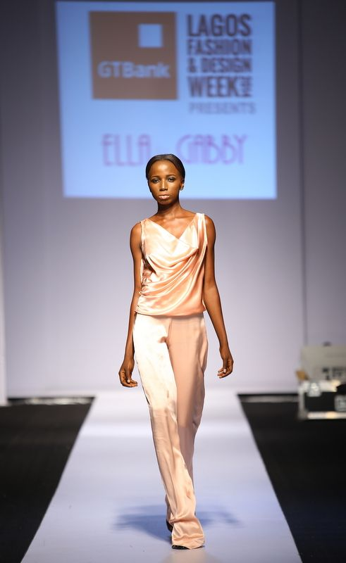 GTBank Lagos Fashion & Design Week 2014 Ella & Gabby - Bellanaija - October2014019