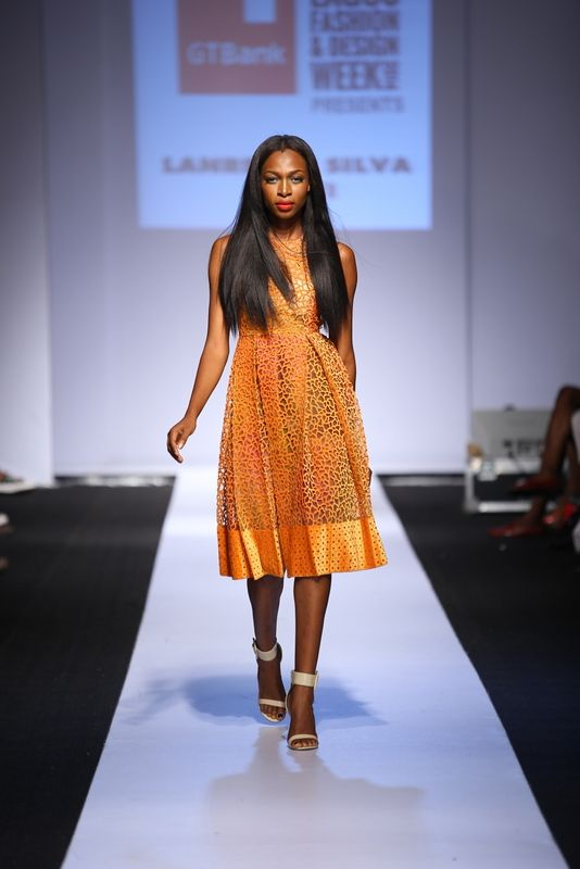 GTBank Lagos Fashion & Design Week 2014 Lanre Da Silva Ajayi - Bellanaija - November2014013