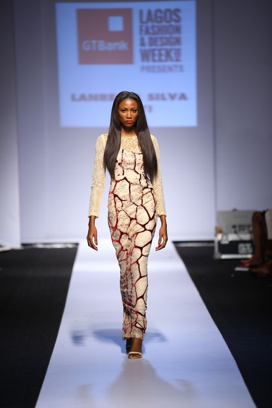 GTBank Lagos Fashion & Design Week 2014 Lanre Da Silva Ajayi - Bellanaija - November2014033