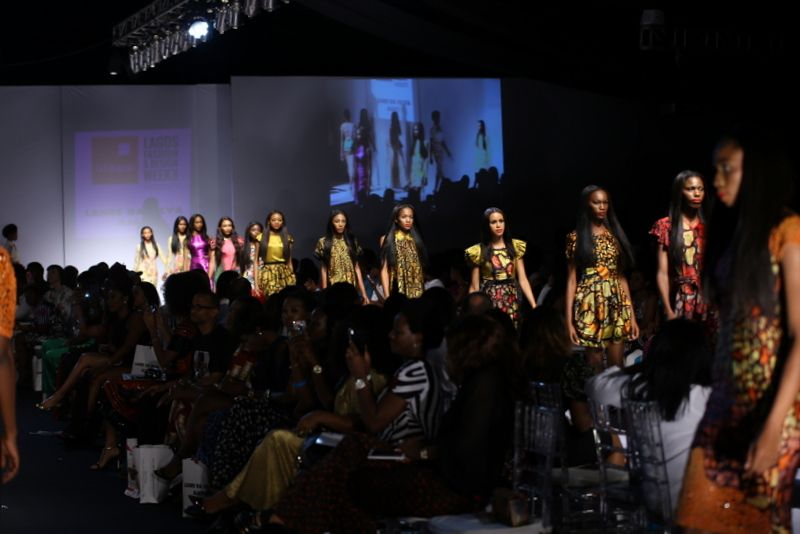 GTBank Lagos Fashion & Design Week 2014 Lanre Da Silva Ajayi - Bellanaija - November2014038