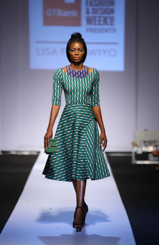 GTBank Lagos Fashion & Design Week 2014 Lisa Folawiyo - Bellanaija - October2014001