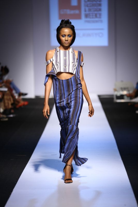 GTBank Lagos Fashion & Design Week 2014 Lisa Folawiyo - Bellanaija - October2014003