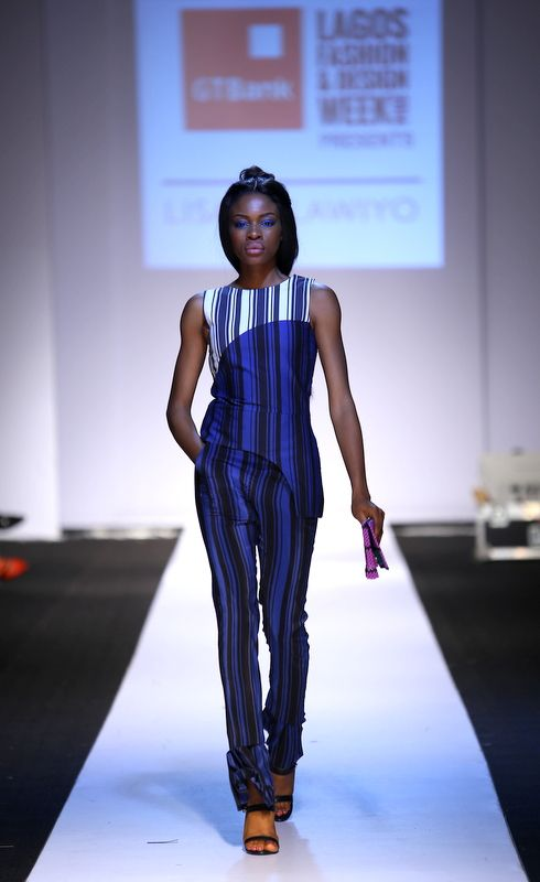GTBank Lagos Fashion & Design Week 2014 Lisa Folawiyo - Bellanaija - October2014004