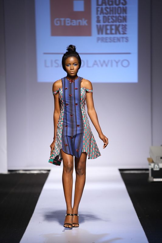 GTBank Lagos Fashion & Design Week 2014 Lisa Folawiyo - Bellanaija - October2014005
