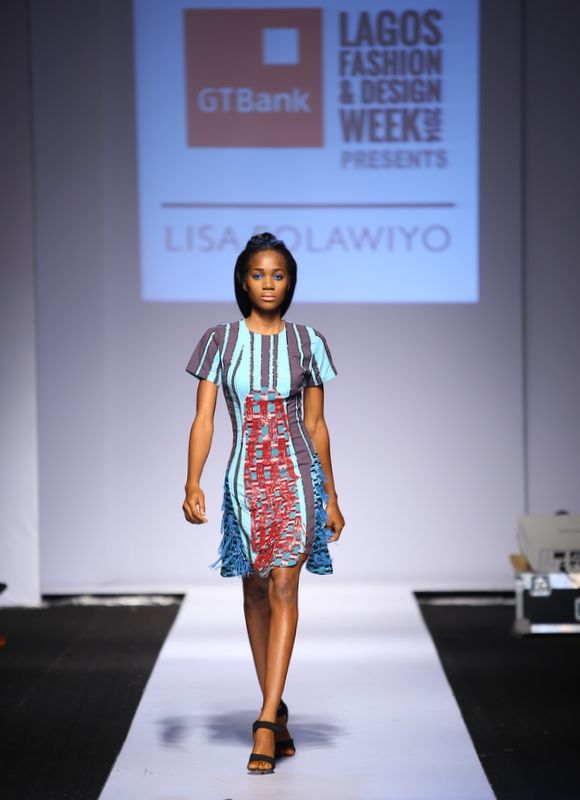 GTBank Lagos Fashion & Design Week 2014 Lisa Folawiyo - Bellanaija - October2014006