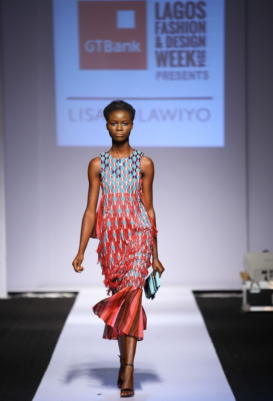 GTBank Lagos Fashion & Design Week 2014 Lisa Folawiyo - Bellanaija - October2014007