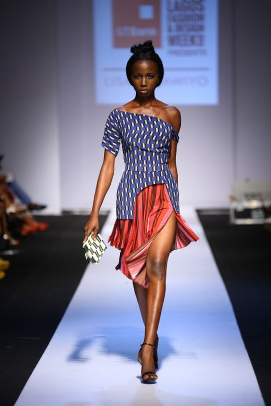 GTBank Lagos Fashion & Design Week 2014 Lisa Folawiyo - Bellanaija - October2014011
