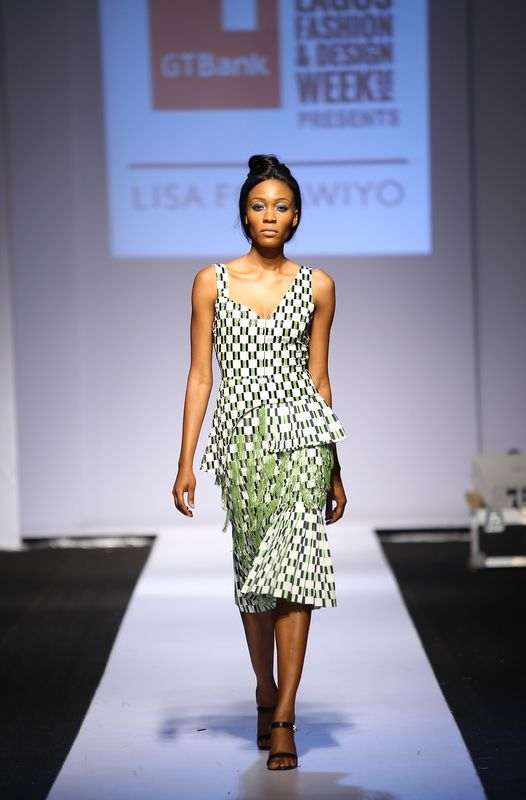 GTBank Lagos Fashion & Design Week 2014 Lisa Folawiyo - Bellanaija - October2014012