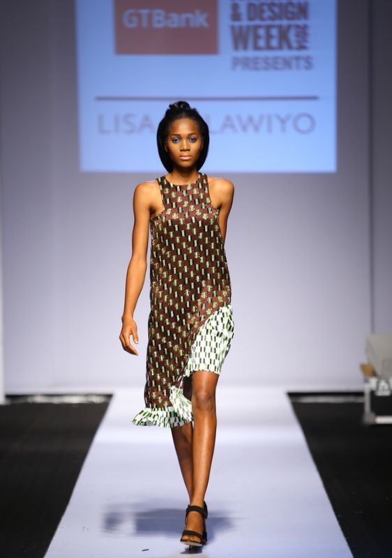 GTBank Lagos Fashion & Design Week 2014 Lisa Folawiyo - Bellanaija - October2014014