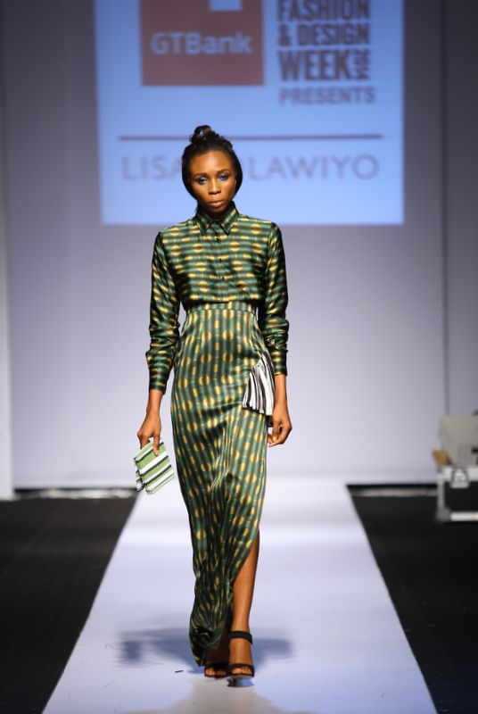 GTBank Lagos Fashion & Design Week 2014 Lisa Folawiyo - Bellanaija - October2014016